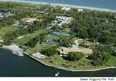 tiger woods house jupiter. Now Tiger has torn down his