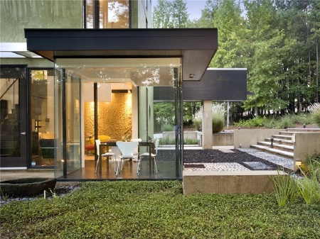 Georgia Contemporary, Estate of the Day from luxist.com