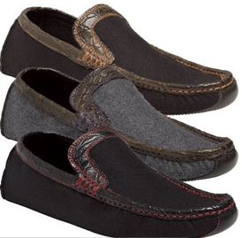 Harry of London's Cashmere Slippers