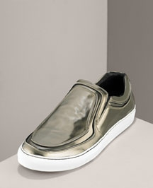 Alejandro Ingelmo Mirrored Slip-On