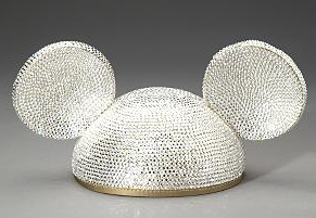Rhinestone Mickey Ears