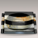 Marble and Onyx Dish