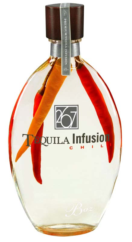 267 Infusions Chile Pepper Tequila