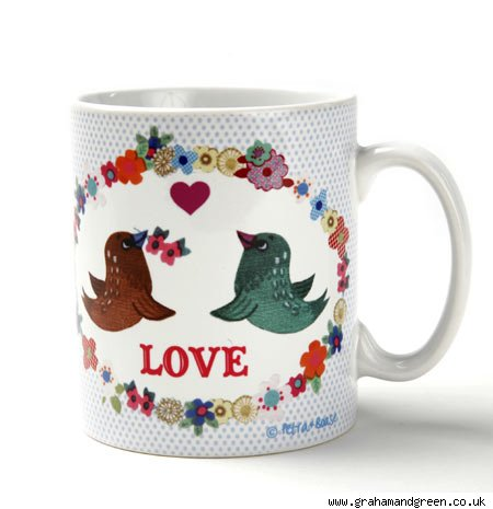 Bird Mug
