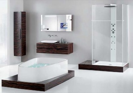 The Perfect Luxury Bathroom for Men?