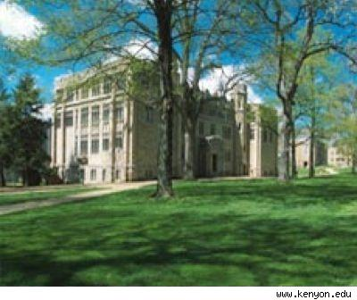 #2 Kenyon College, Gambier OH
