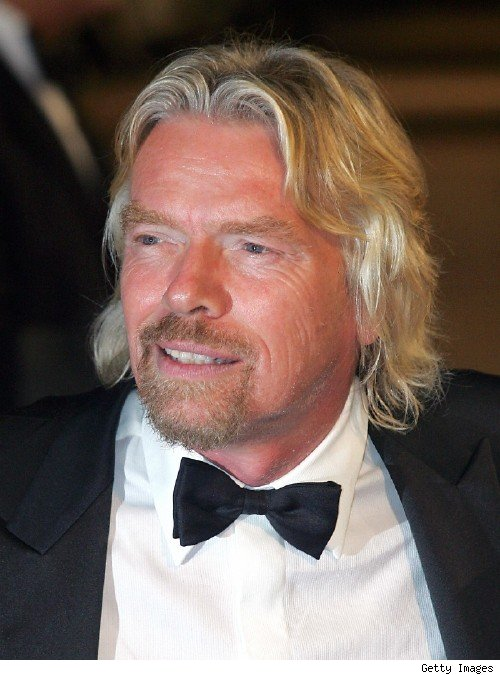 Sir Richard Branson, the Actor