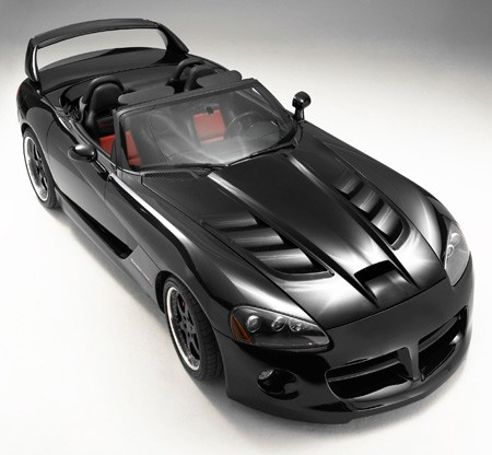 Neiman Marcus Offers Seven Souped Up Vipers