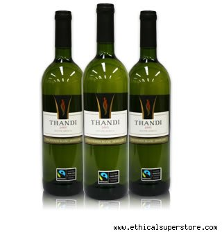 2005 Thandi Sauvigon Blanc/Semillon