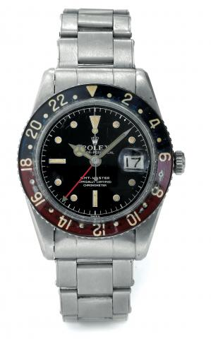 An Early Example of a GMT Master