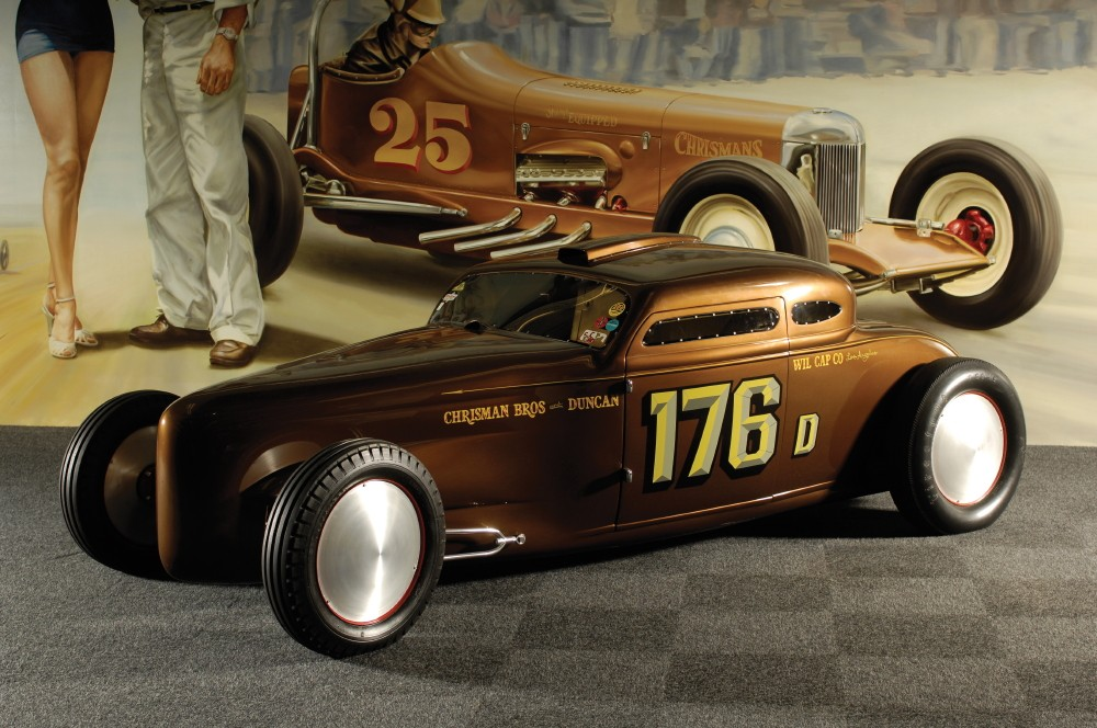 1962 meskowski indy dirt champion car driven by bobby for Garage ford bonneville