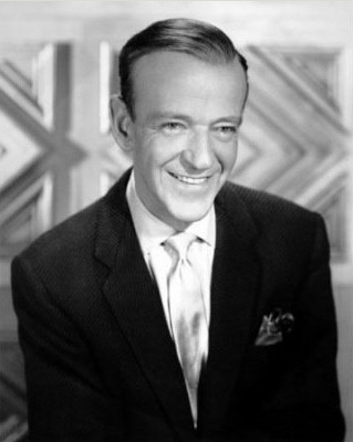 A&S client Fred Astaire