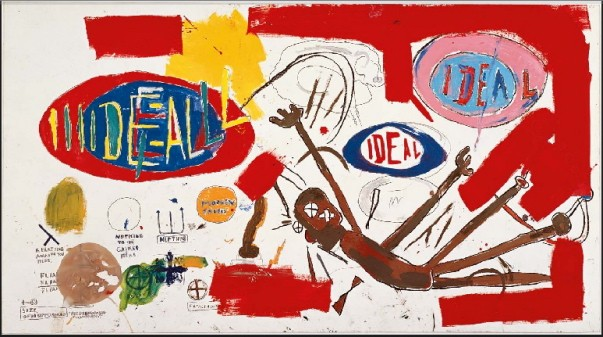 Jean-Michel Basquiat.