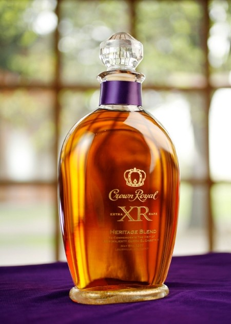 Crown Royal XR Whisky For The Queen