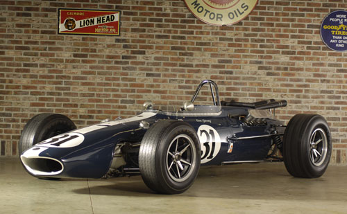 1966 Gurney Eagle Indy Car