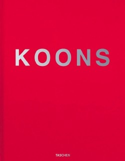 Jeff Koons Art Book