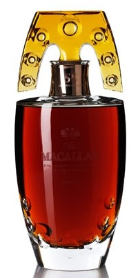The Macallan 55 Year in Lalique