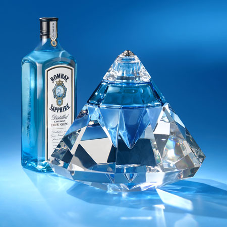 Karim Rashid Revelation for Bombay Sapphire Gin