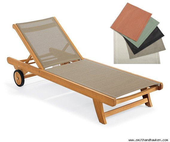 Nantucket Island Chaise