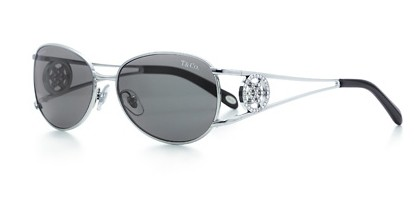 Tiffany Voile Oval Sunglasses