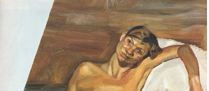 The Lucien Freud Kate