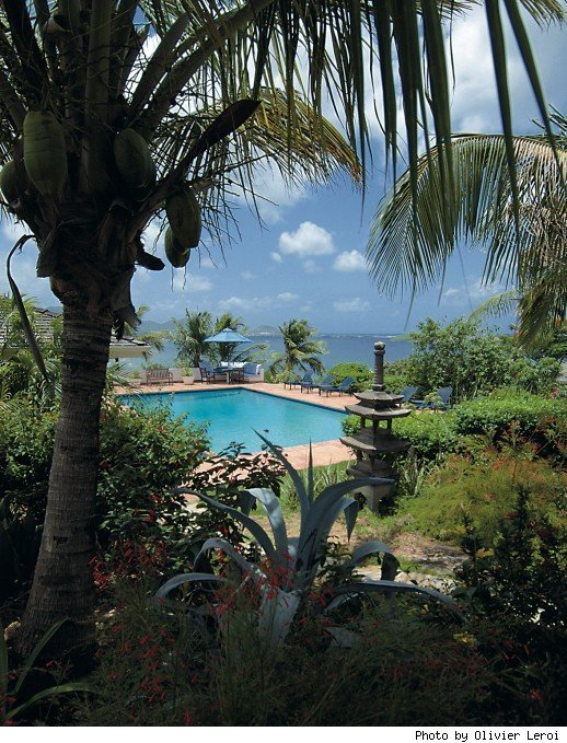 Villa Libellule, Terres Basses, St. Martin.