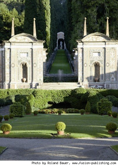 Villa d'Este, Gernobbio, Lake Como, Italy.