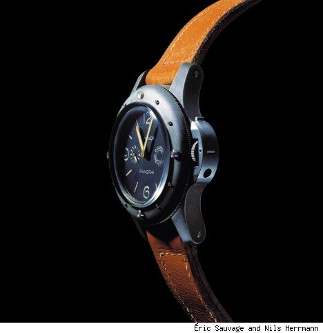 Luminor Panerai prototype, 1956.