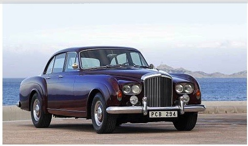 1962 Bentley Flying Spur