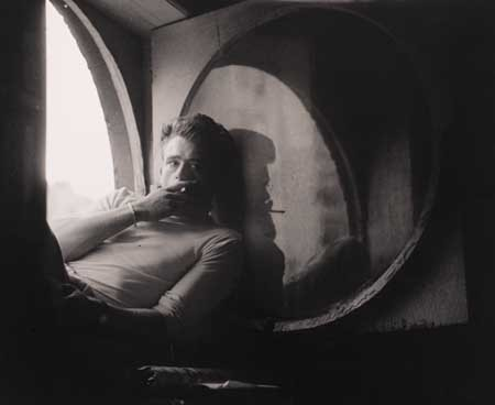 James Dean by Roy Schatt, 1954.