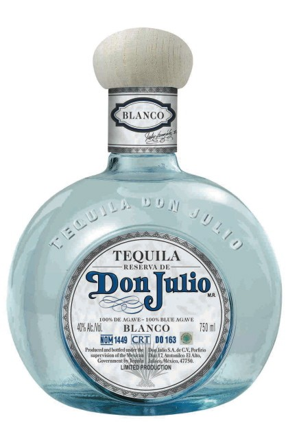 Don Julio Blanco.