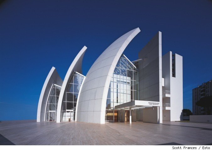Архитектор richard meier
