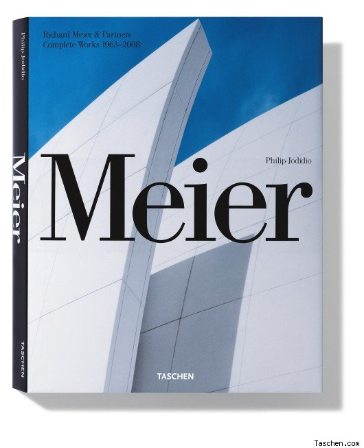 Cover of the Taschen monograph.