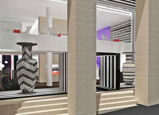 Hotel Missoni Edinburgh rendering #3.