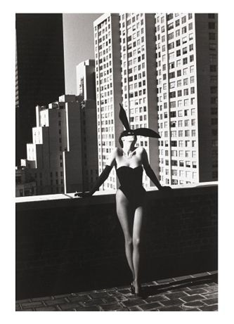 Elsa Peretti by Helmut Newton.