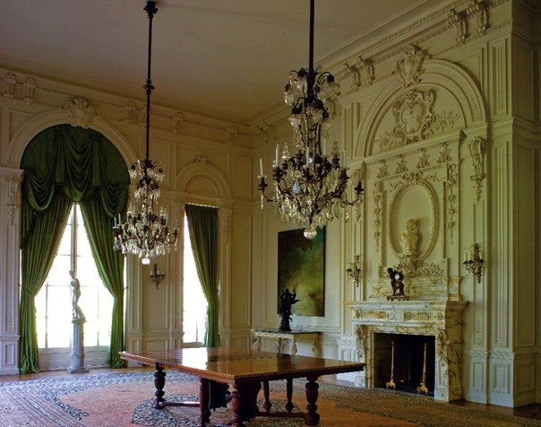Rosecliff dining room.
