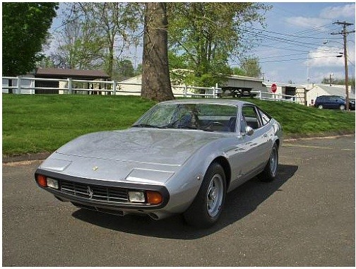 1972 Ferrari 365 GTC/4 Coupe