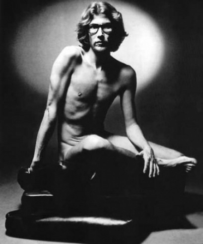 Saint Laurent in 1971.