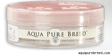 Pure Mountain Spring Water - Pink