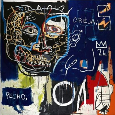 Basquiat's Untitled
