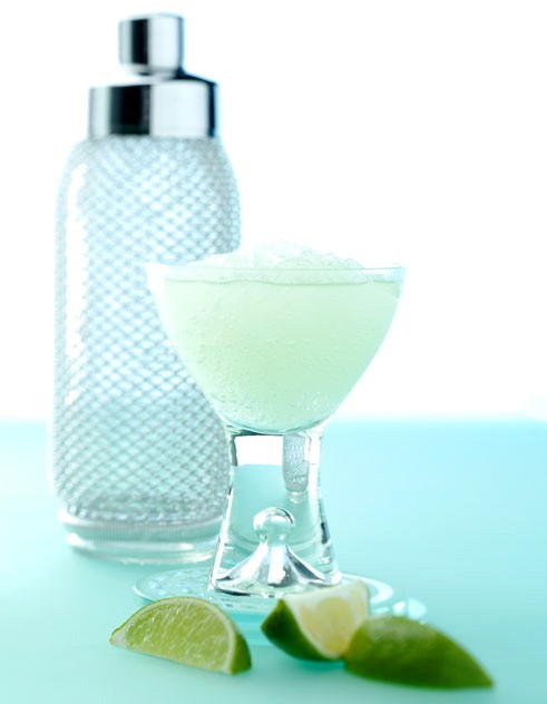 Traditional Daiquiri recipe.