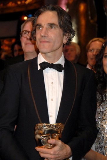 Daniel Day-Lewis in a Paul Smith dinner jacket.