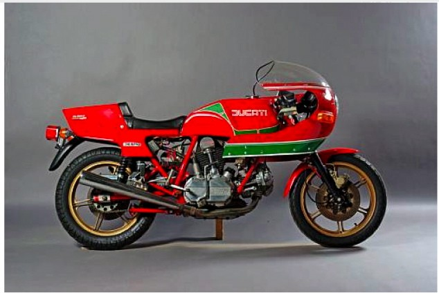 1980 Ducati 864cc 'Mike Hailwood Replica'