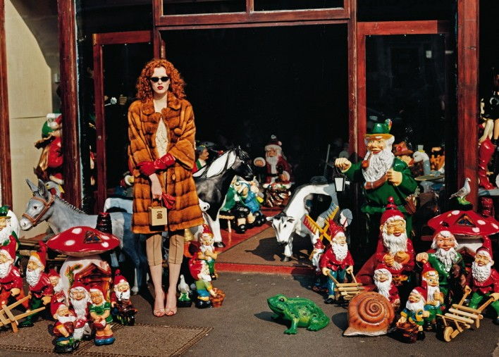 Karen Elson, England.