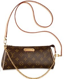 Louis Vuitton Eva Clutch, Handbag of the Day