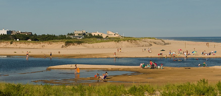 Flying Point Beach, Water Mill