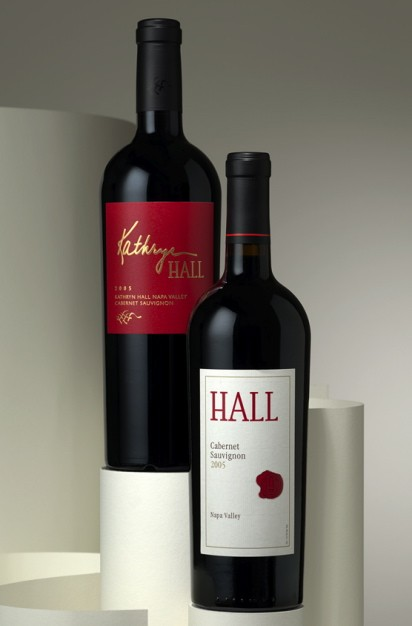 Hall wines.