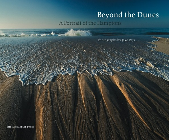 The cover showing the beach at Quogue