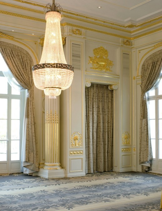 Ballroom.