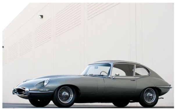 1968 Jaguar XKE Series